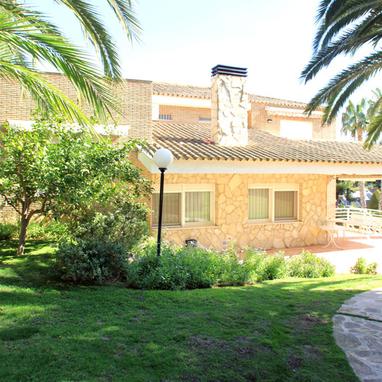Casa de lujo en una prestigiosa urbanizaci n del entorno de valencia - Casa rustica valencia ...